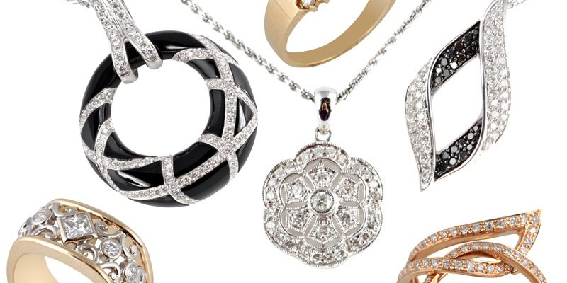 diamond jewelry photos