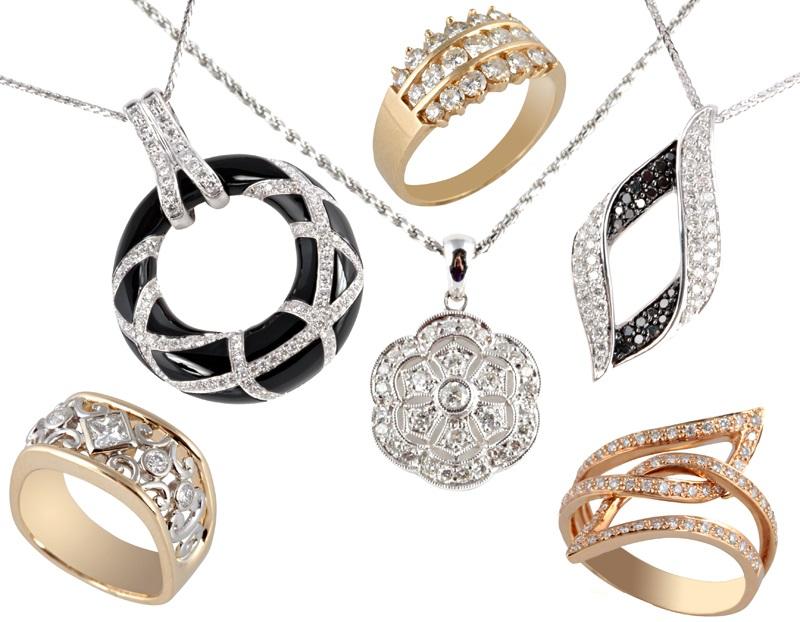 diamond jewelry photos