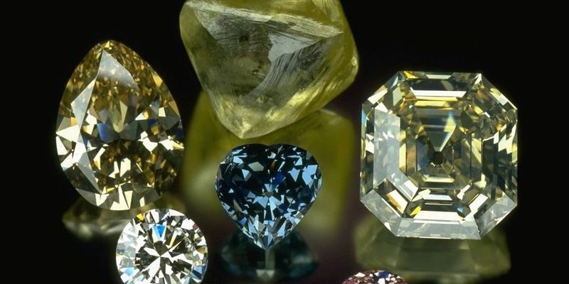 rare fancy colored diamonds